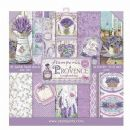 Stamperia - Double-Sided 12 x 12 Inch Paper Pack - Provence